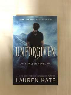 FALLEN Series Novel - UNFORGIVEN