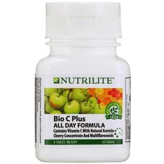 NUTRILITE Bio C Plus All Day Formula (60 tab)