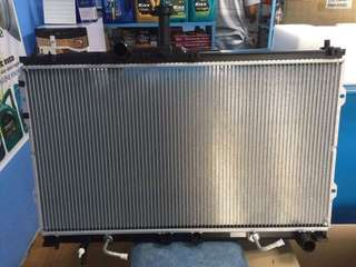 Hyundai grand starex radiator