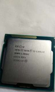 IVY bridge Xeon processor.