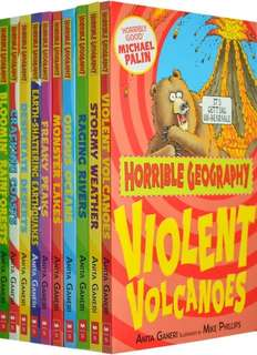 Horrible Geography box books of 10