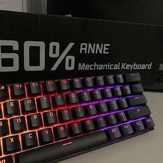 Anne PRO Wireless Mechanical Keyboard (Blue Switch)
