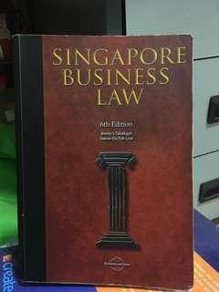 AB1301 Business Law NTU NBS