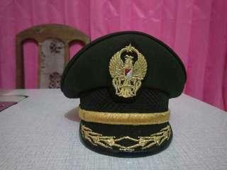 Topi miniatur TNI AD-AKSESORIS-PANJANGAN