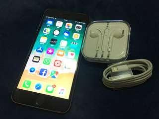 iPhone 6s Plus 64 gb 太空灰 黑色 玫瑰金