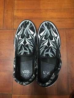 Vans x Clot球鞋