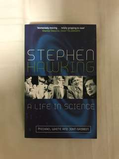 Stephen Hawking - A Life In Science book