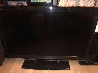 """Sharp 46""""TV"""