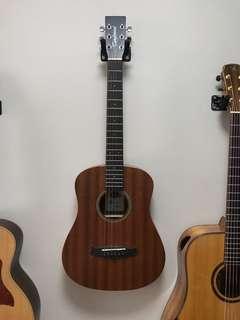 Tanglewood Travel Guitar (Winterleaf)