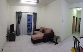 3 BR Larkin Apartment for Rent
