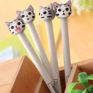 Cute Cat Pen 01
