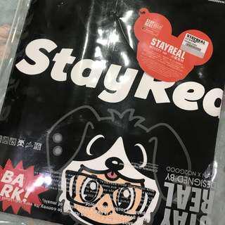 🚚 Stayreal短踢