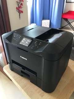 Canon MB5470 Wireless Printer