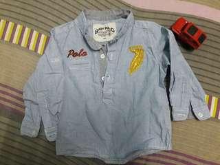 Baju budak lelaki