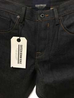16DS - Dippy NW Article 14oz Redline Selvedge