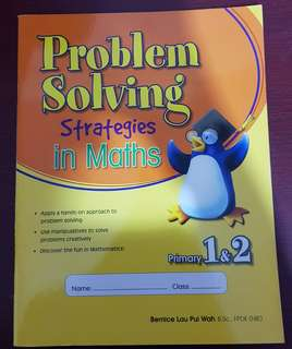 Problem Solving Strategies in Primary 1 & 2 Maths