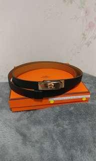 Hermes Kelly Belt Rose Gold