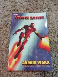 MARVEL IronMan & The Armor Wars