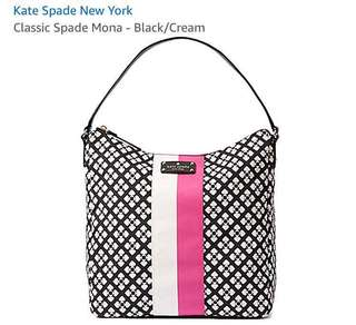Authentic Bnew Kate Spade Mona Bag