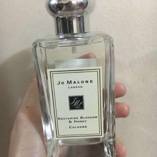 Sale!!! Jo Malone Nectarine Blossom & Honey.