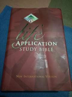 Application study bible