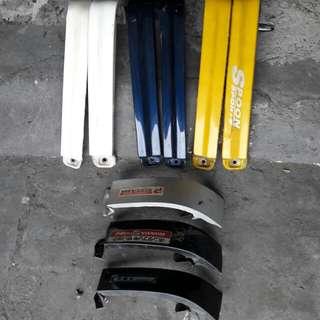 Honda Civic SH4 Rear Body Panel
