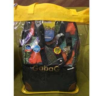 Gabag Bag (beg and cooler)