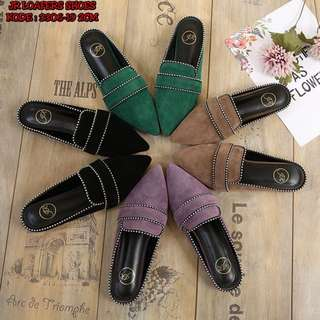 NEW ARRIVAL JR LOAFERS SHOES 3306-19