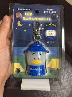 Sanrio Pekkle AP鴨 日本版 LED 燈仔