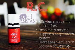 Young living RC 5ml