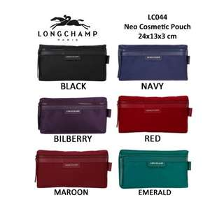 Longchamp Neo Cosmetic Pouch