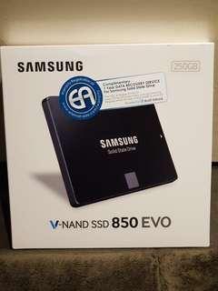 🚚 Samsung SSD 850 EVO 250GB