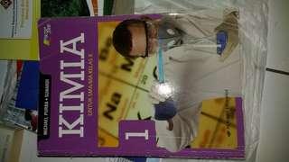 Kimia kelas 10 KTSP Erlangga