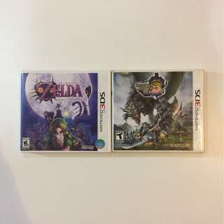[WTS FAST] Nintendo 3DS Games