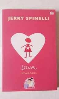 Novel - Stargirl