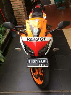 Honda CBR 150 Repsol