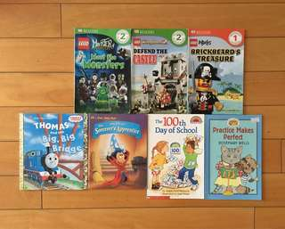 6 books!!💥