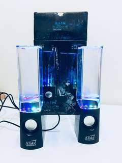 Rain Dance / Water Speaker