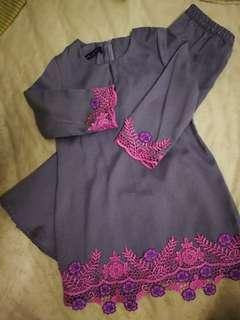 Baju Kurung Modern (Girls)