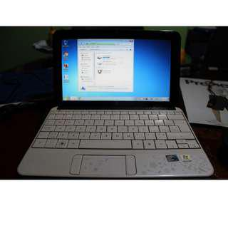 HP Mini 110 Notebook