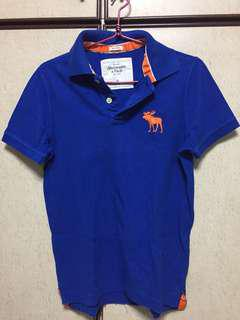 Abercrombie Polo Shirt Size S