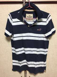 Hollister Polo Shirt Size S