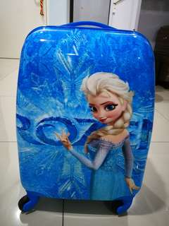 "Frozen 18"" Kid Luggage"