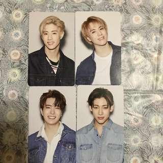 GOT7 Eyes On You Tour Photocard (Loose)