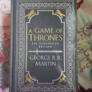 Game of Thrones The Illustrated Edition