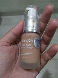 Wardan exclusive liquid foundation