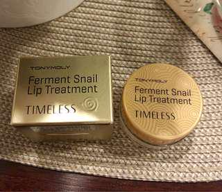 HALFPRICE: Tony Moly Snail Lip Treatment