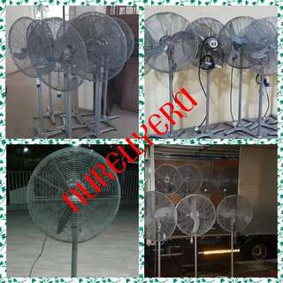 Stand Fan For Rental All Occasions Event
