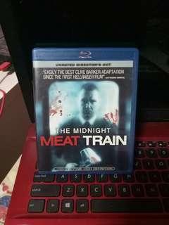 Midnight meat train blu ray