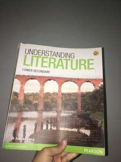 lower sec literature book
